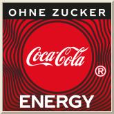 Coca-Cola Energy ohne Zucker