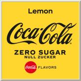 Coca-Cola zero Lemon