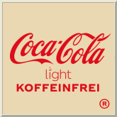 Coca-Cola light koffeinfrei