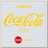 Coca-Cola light lemon