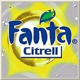Fanta Citrell Lemon