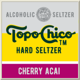 Topo Chico Cherry Acai
