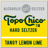 Topo Chico Tangy Lemon Lime